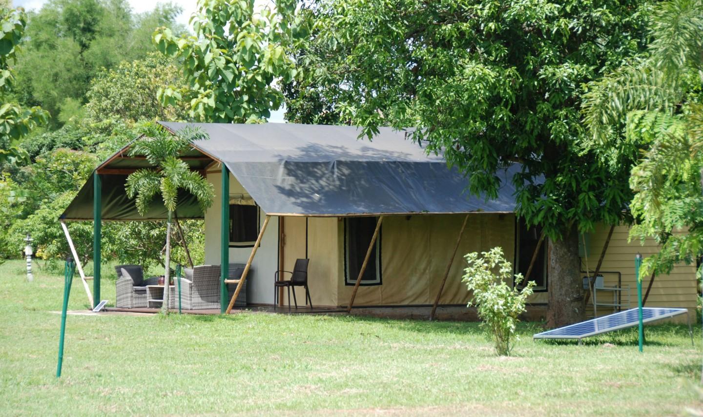 Sirila Farm Tent Camp Thailand Travel